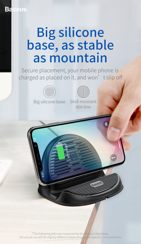 Baseus 10W Qi Wireless Chargers Models 3 Copper Coil Quick Charge 3.0 and more