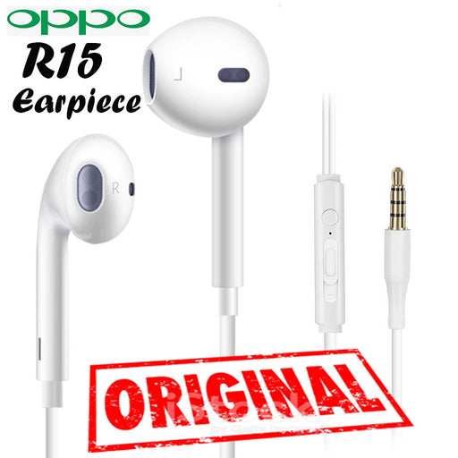 Original R15 In-Ear Headset Stereo Headphone
