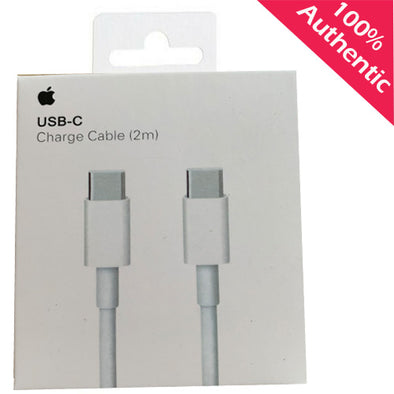 Authentic Apple USB-C Charge Cable (2m)