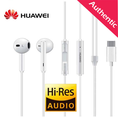Original HUAWEI USB-C  Earpiece For Mate 10 Mate 10 20 Pro P20 P20 Pro