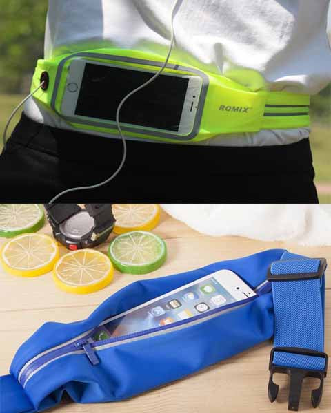 ROMIX RH16 Outdoor Sports Touch Screen Waist Pouch for iPhone 7 6s 6 4.7 inch
