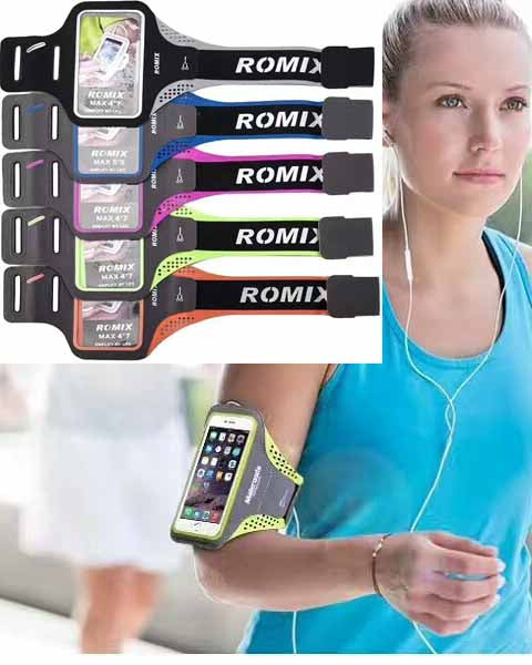 ROMIX Ultra Thin Sports Armband for iPhone 6s Plus/6 Plus 7Plus