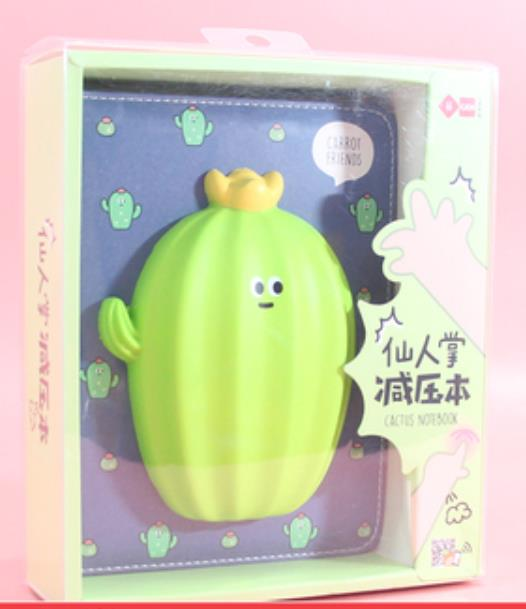 Squeeze Stress Stretch Squishy Notepad