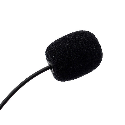Clip On Mini Microphone Audio Stereo 3.5mm for Phones/PC/Laptop/Computer