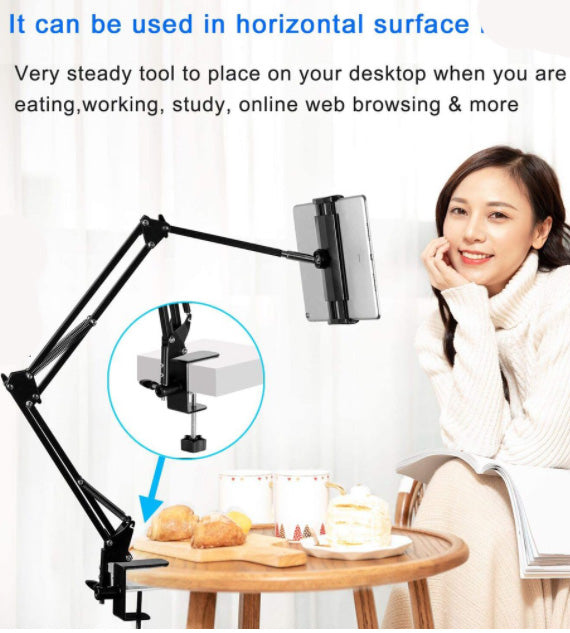 Flexible Adjustable Tablet & Phone Holder