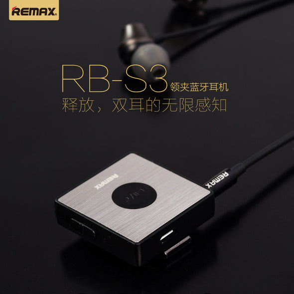 Remax RB-S3 Bluetooth Earpiece