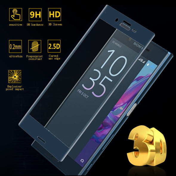 Sony Xperia XZ,Sony Xperia XZ Premium,Sony Xperia XZS Tempered Glass