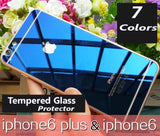 Mirror Tempered Glass for iPhone