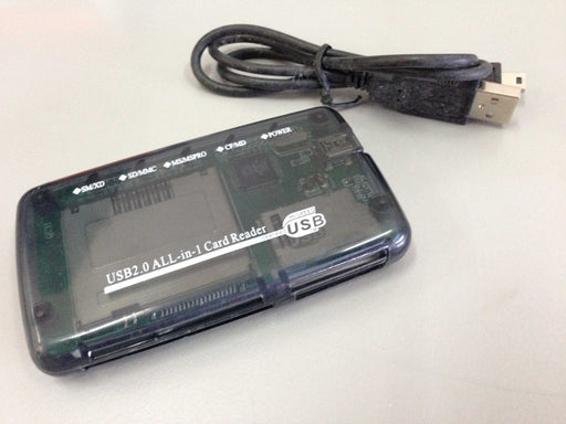 USB All-in-One Card Reader