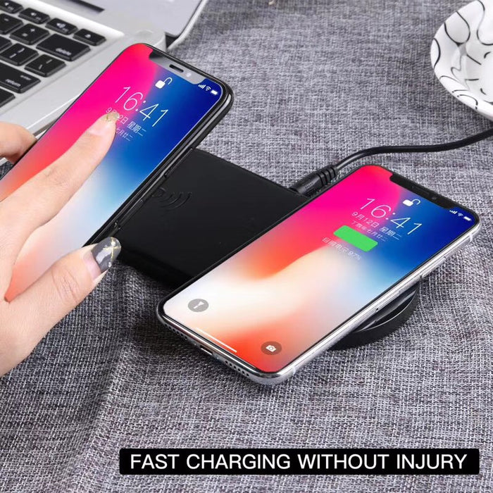 Dual Charging Wireless Charger