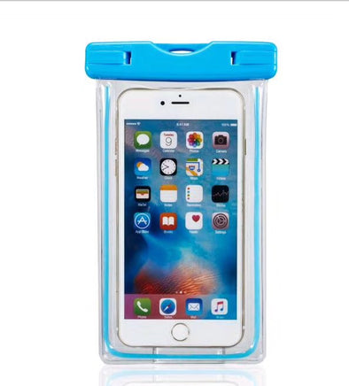 Waterproof Bag Underwater Dry Pouch Case Cover For Smart Phone iPhone 8 Plus LG