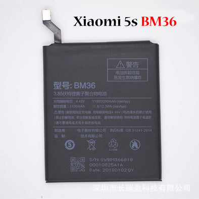 Battery for Xiaomi 5s BM36