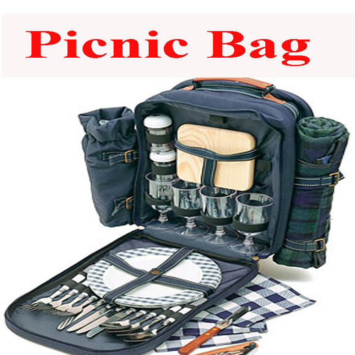 Picnic Bag for 2 persons or 4 persons
