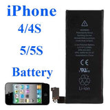 Genuine Apple iPhone 4 / 4S / 5 / 5S / 5C Replacement Battery