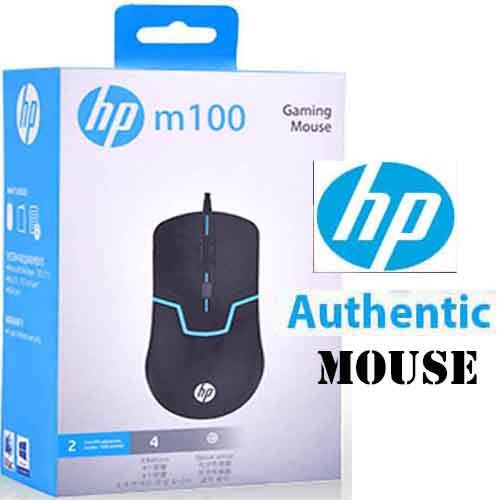 HP wire authentic Mouse