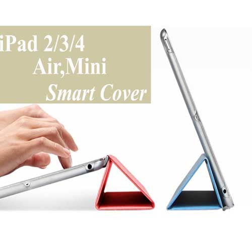 iPad 2/3/4/, iPad Air,iPad Mini - Smart Cover Only