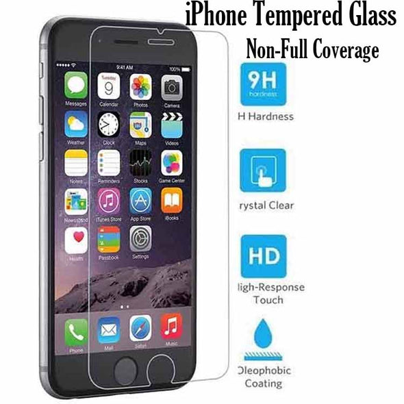 Tempered Glass for iphone Series  [0.2MM][Non-full Coverage]