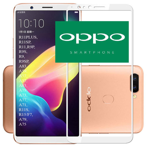 OPPO R11PLUS,R11SP,R11,R9P,R9S,R9,R9SP Tempered Glass
