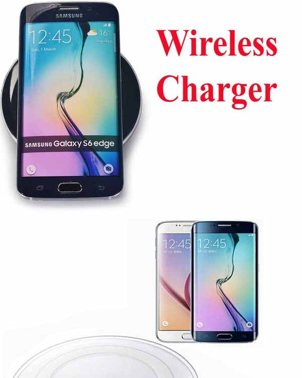Wireless Charger for S6/S6 Edge iPhone 8 iphone 8 Plus iPhone X
