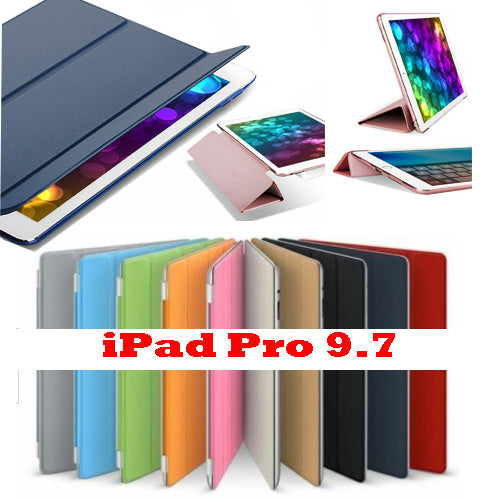 Slim Smart Case  Leather Stand Magnetic Cover for iPad Pro 9.7