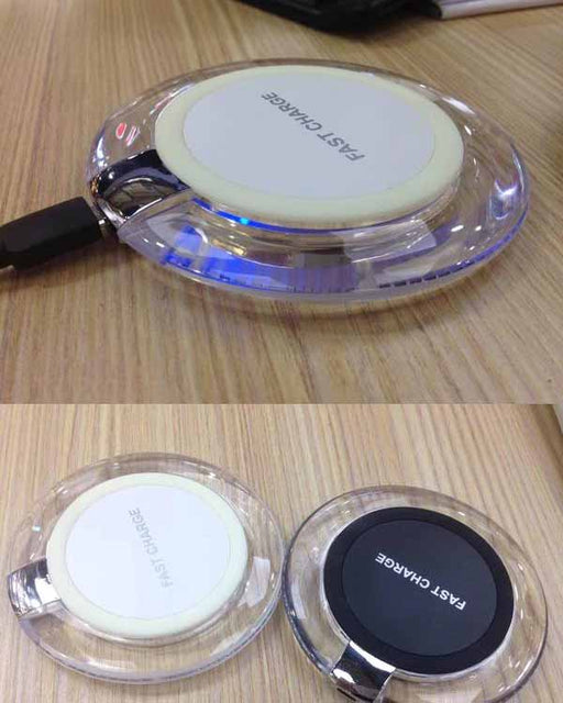 Portable light Fast Charging Wireless Charger
