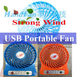 #EHandFan Portable Mini USB Fan 4/6 Inch Tower Fan Design Easy Use