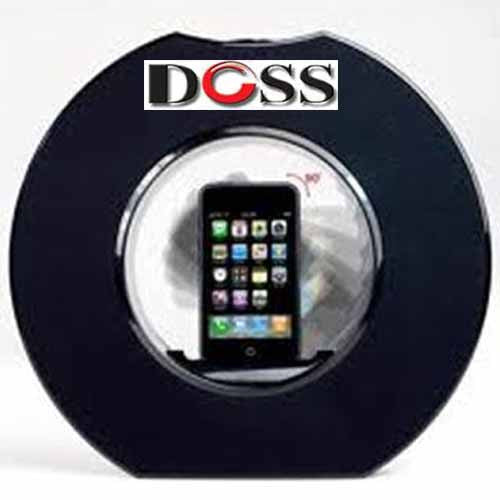 DOSS Auto Rotation Speaker for iPhone 4/4S