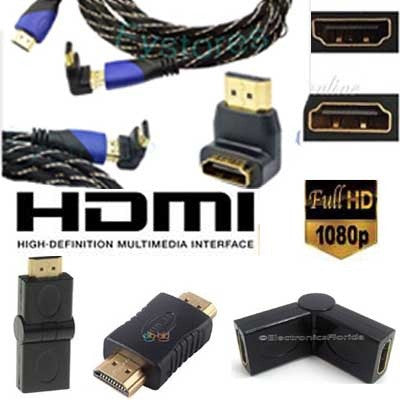 HDMI DVI Female to Male 1080P Adapter