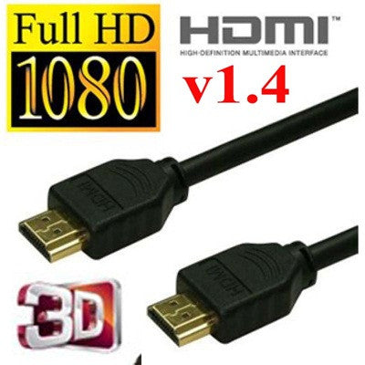 HDMI 1.4 Cable HDMI to Mini HDMI DVI to HDMI Cable