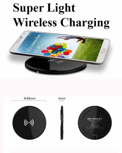 Super Light Weight Wireless Charger