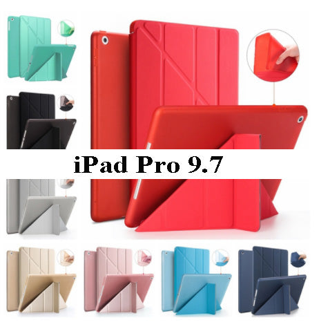 Transformer Back Soft iPad Case Casing Cover iPad Pro 9.7