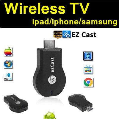 Wifi Wireless TV HDMI for iPad/ Samsung ( Android )