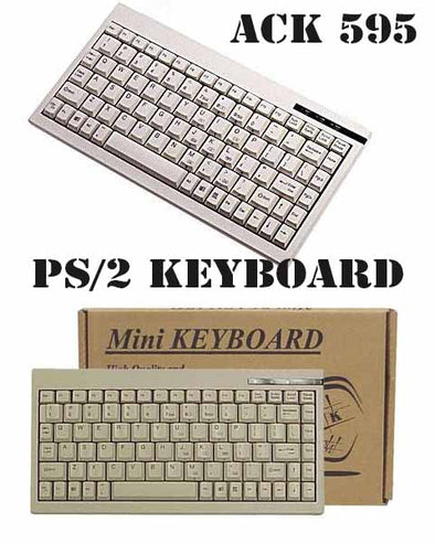 ACK 595 PS/2 Keyboard