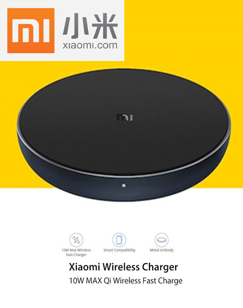 Xiaomi Qi Wireless Charger - 10W (Universal Fast Charge)