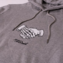 "Load image into Gallery viewer, ""'Til Death"" pullover hoodie"