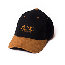 "Load image into Gallery viewer, ""Fine Suede"" cap - Black"