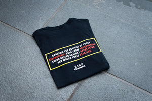 """Justice"" T-shirt"