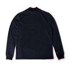 "Load image into Gallery viewer, ""Sync"" raised collar sweatshirt"