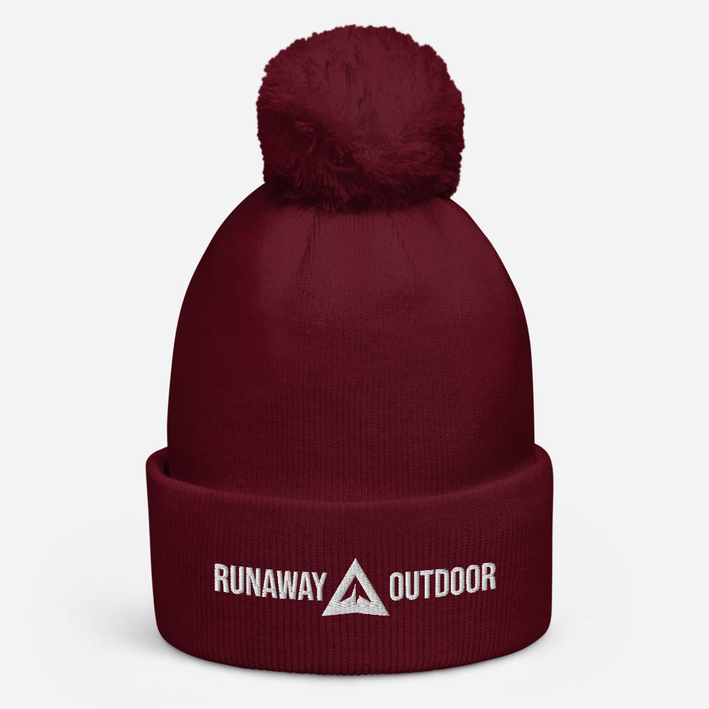 Bonnet Runaway Outdoor - Bordeaux