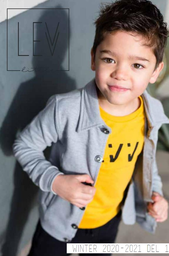 Winter 2020 - Little LEVV Boys Delivery 1