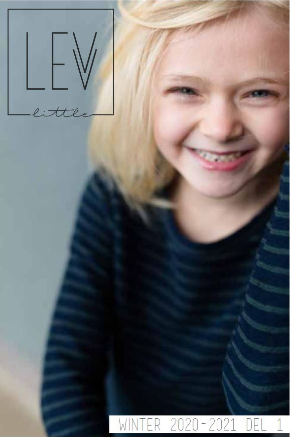 Winter 2020 - Little LEVV Girls Delivery 1