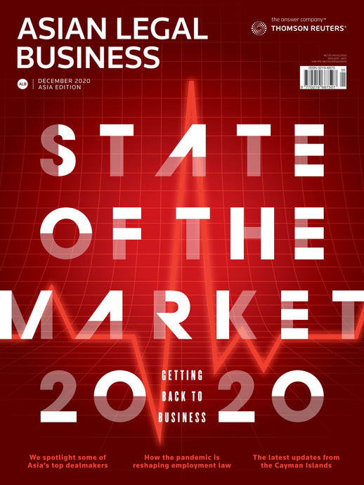 Asian Legal Business: State Of The Market 2020