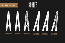 Load image into Gallery viewer, Köhler | Ultra Condensed Family