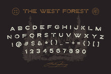 Load image into Gallery viewer, The West Forest [Intro Rate]