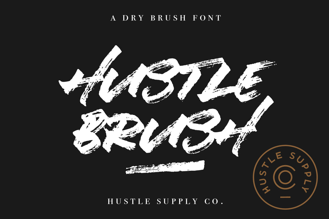 Hustle Brush - Subscribe For Free Download