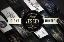 Load image into Gallery viewer, Giant Bundle | 56 Fonts