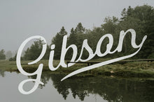 Load image into Gallery viewer, Gibson Script + Extras