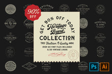 Load image into Gallery viewer, The Heritage Brand Collection