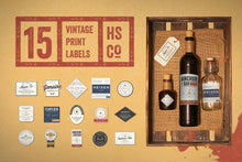 Load image into Gallery viewer, The Vintage Label Kit