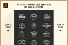Load image into Gallery viewer, Collector's Font Bundle - 53 Fonts!